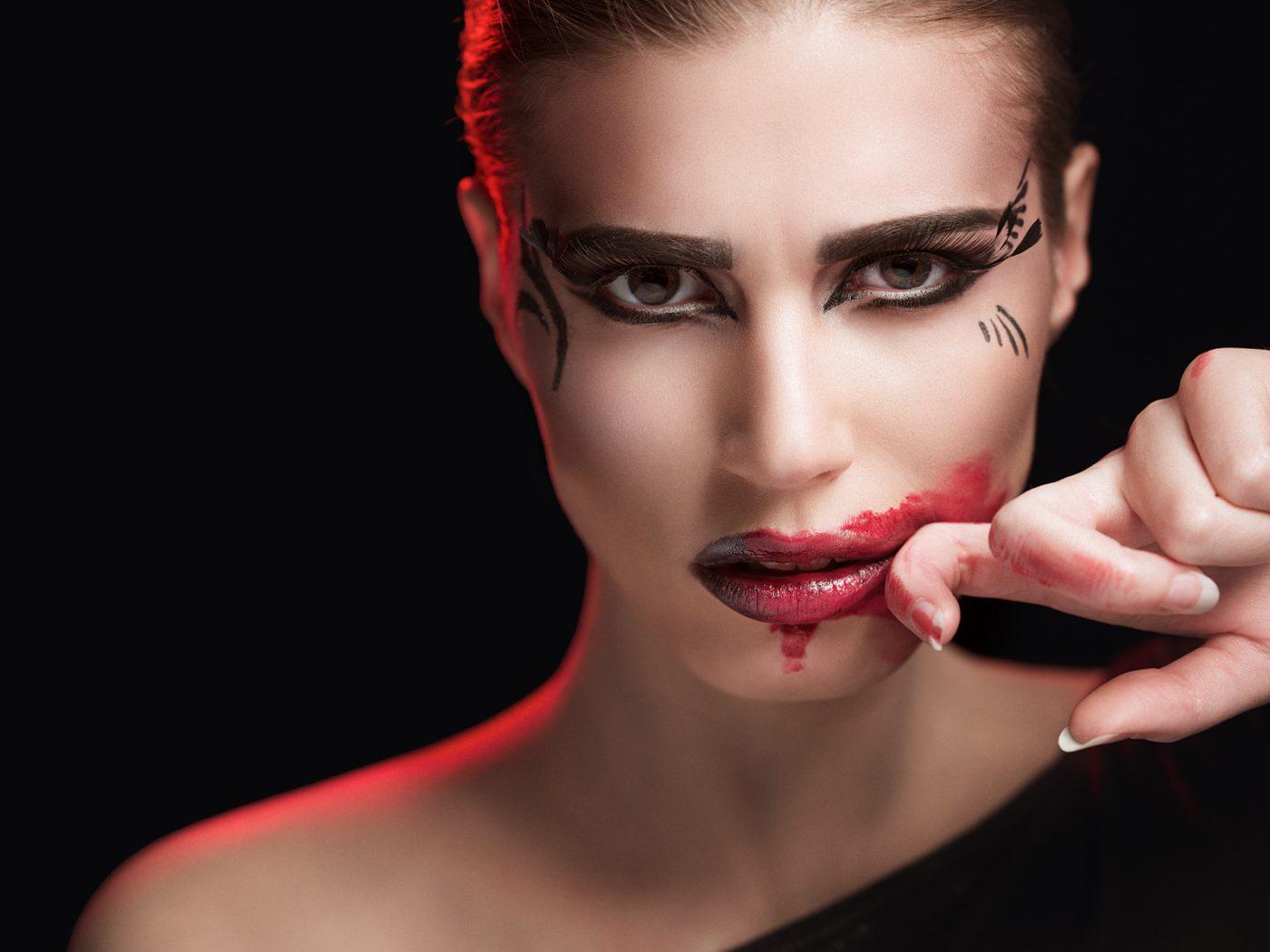 Montreal makeup artist, Montreal creative makeup