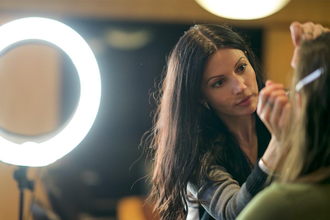 MTL makeup artist NADY