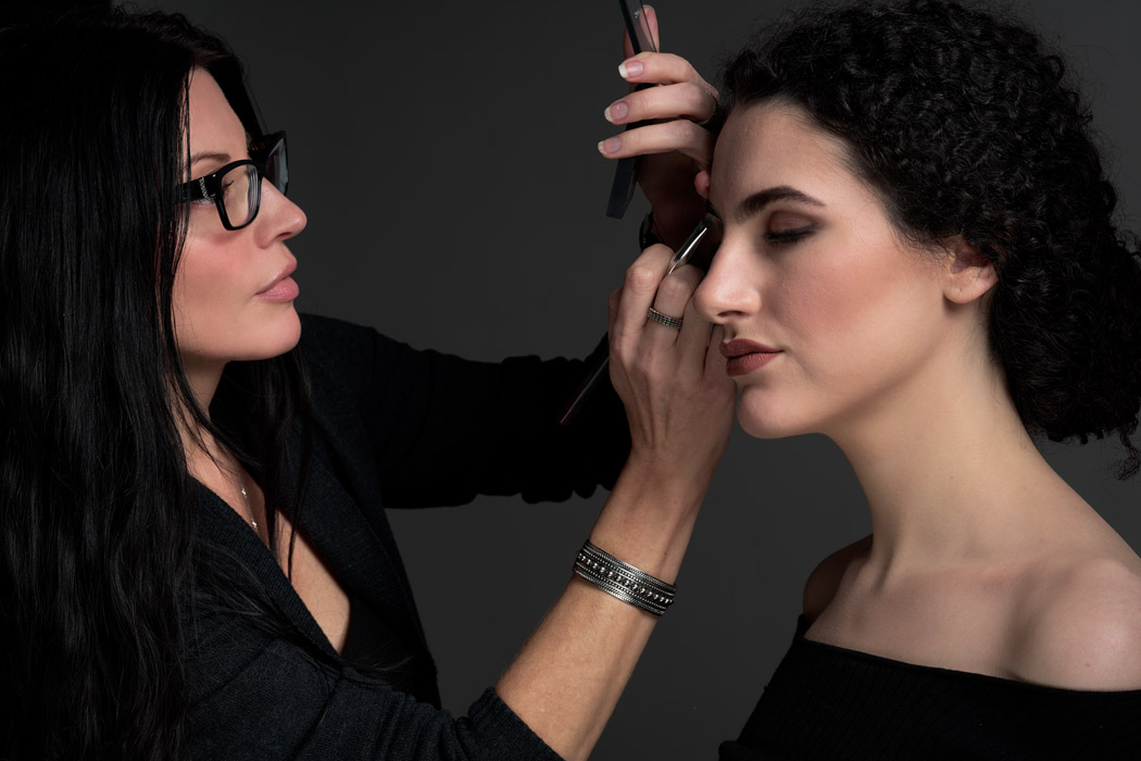 Montreal top makeup artist MUA NADY