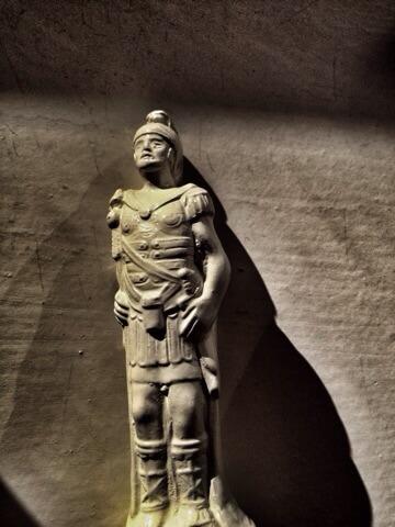 Schachfigur Römer