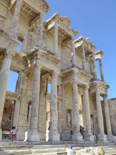 Die Celsusbibliothek in Ephesos