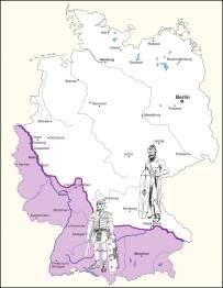 2000 Jahre Deutsche Teilung: Römische Provinzen und freies Germanien