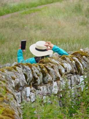 Jährlich besuchen knapp 10 Millionen Touristen den Hadrianswall im dünn besiedelten Norden Englands.