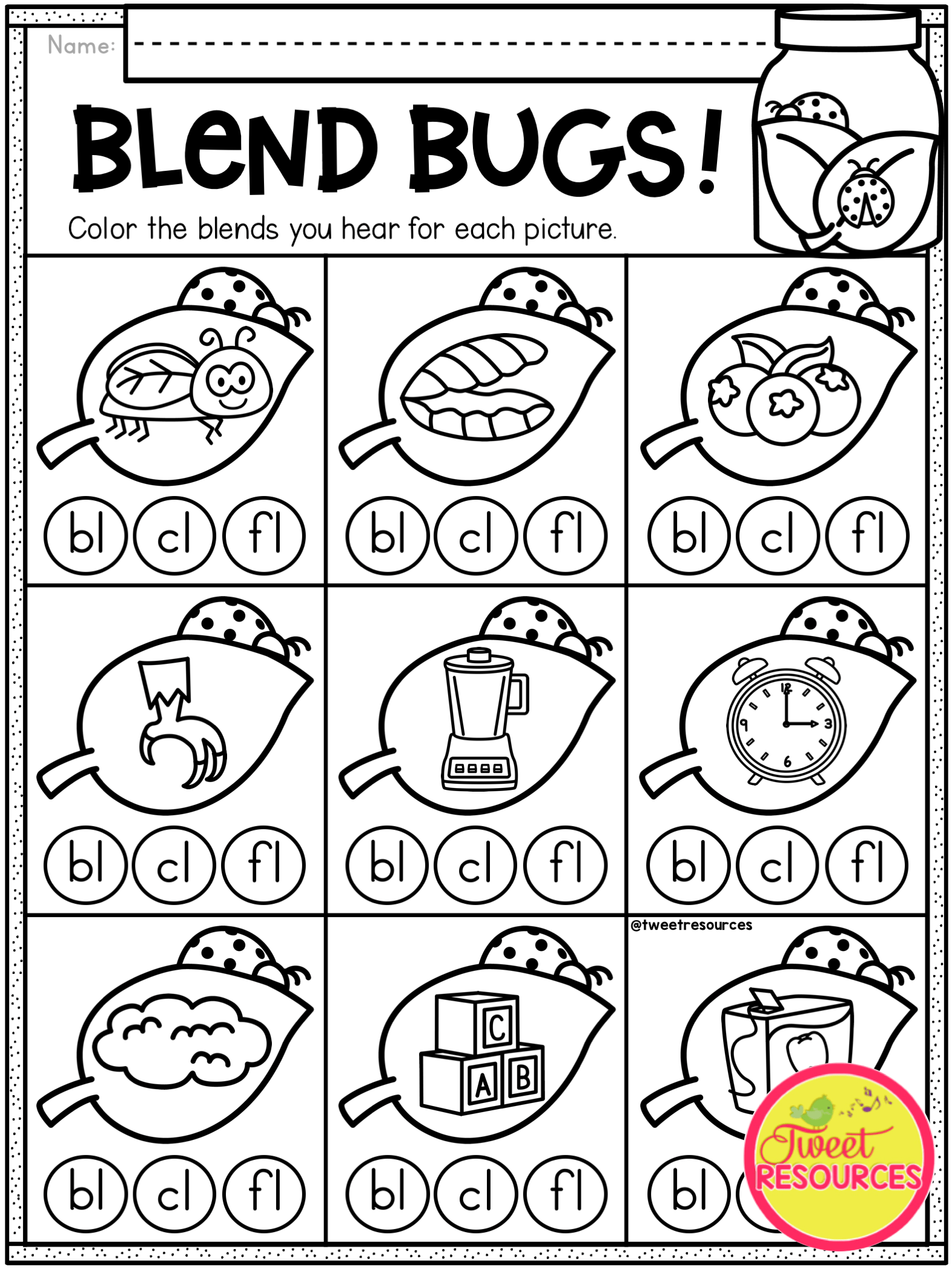 10 Best Kindergarten Inference Worksheets Images On All