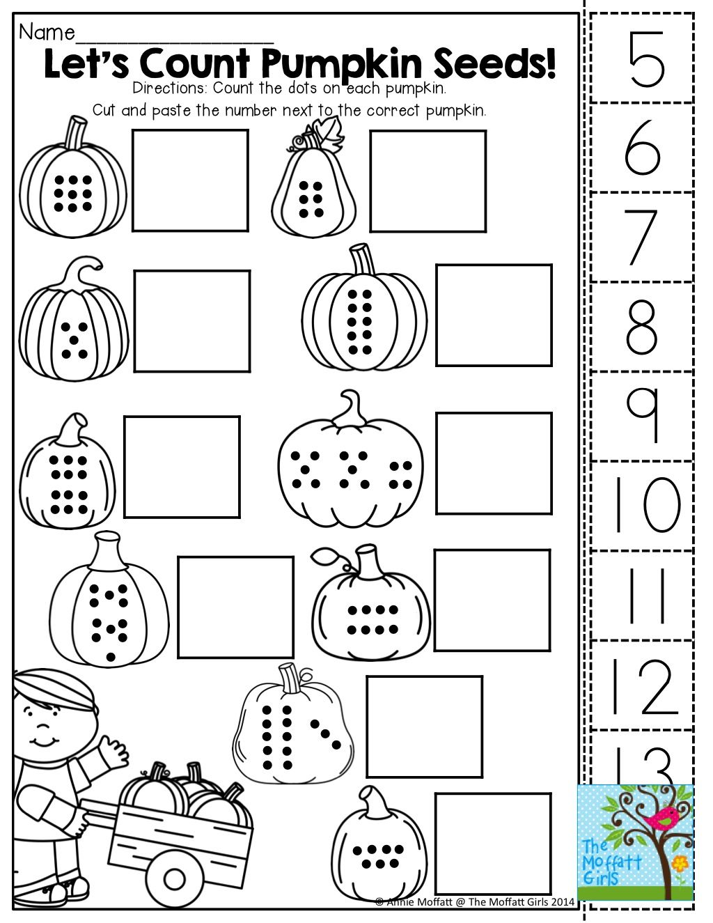 20 Best Kindergarten Math Worksheets Images On All About