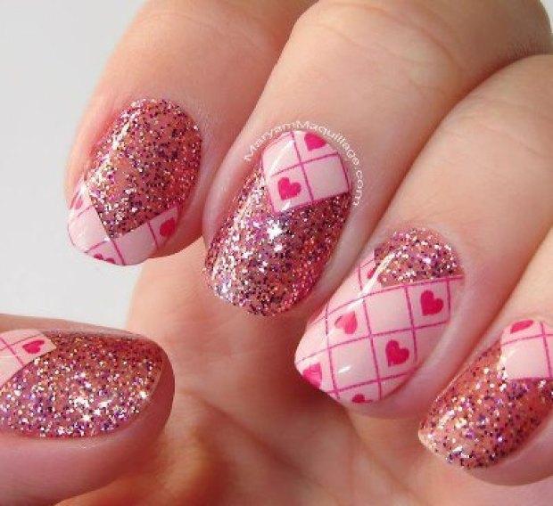 Valentine-nail-heart-design-8