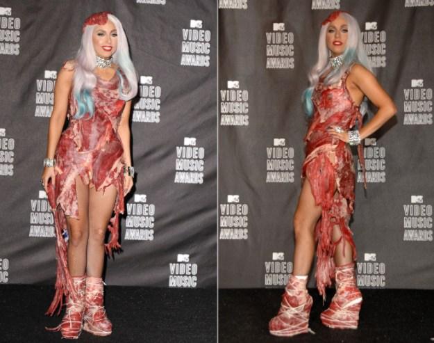Платье-из-мяса