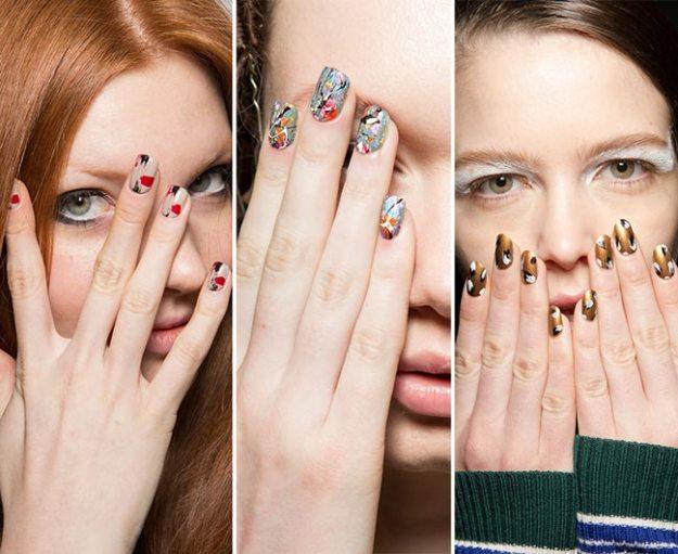 fall_winter_2015_2016_nail_trends_artistic_splatter_nails1