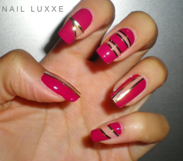 negative-space-nails-pink