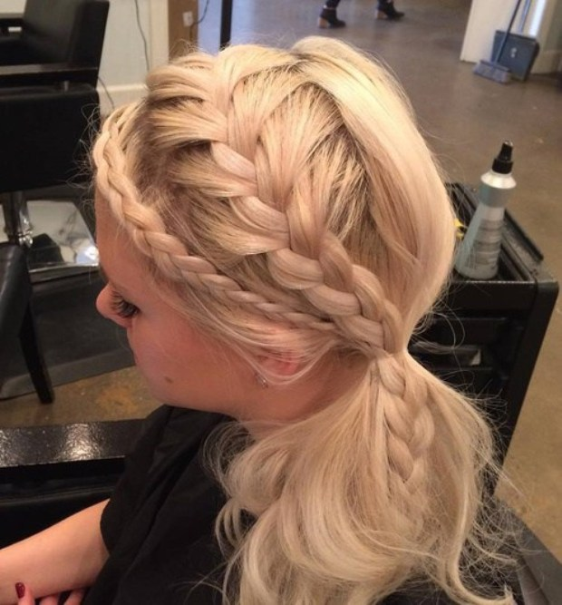 6-two-braids-and-side-ponytail-hairstyle