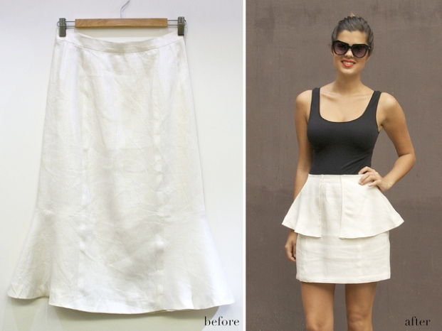 DIY- PEPLUM- SKIRT-6