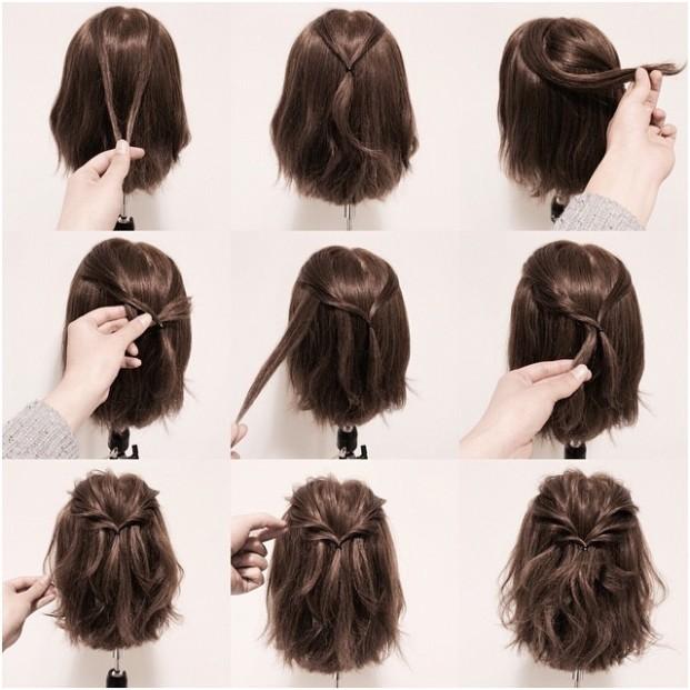 Hairstyle-for-Medium-Hair