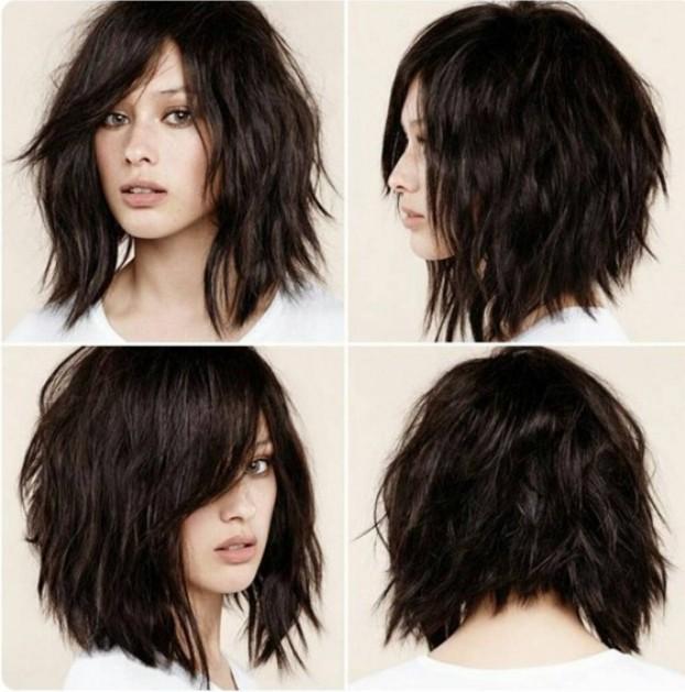Shag-Hairstyle-Shouder-Length-Hairstyle-Ideas