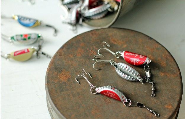 bottle-cap-fishing-lures