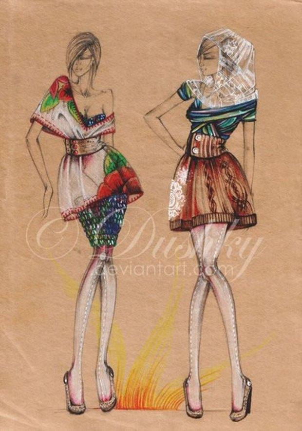 Fashion-Sketches