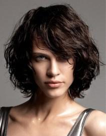 Стрижки на густые волнистые волосы