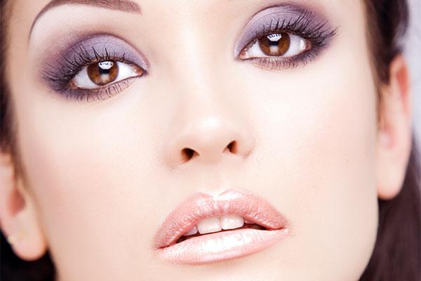 Стихи про брюнеток с голубыми глазами