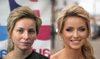 Омолаживающий макияж кому за 40