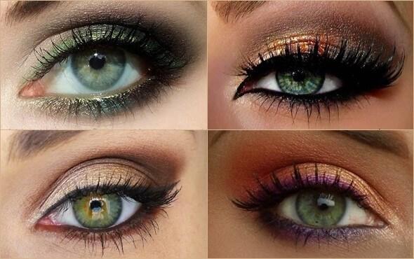 Серо каре зеленые глаза сексуальность