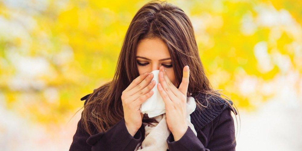 Allergy Season Has Arrived