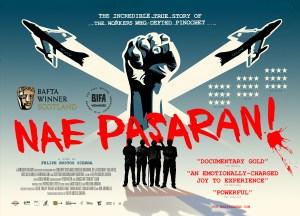 Nae Pasaran poster