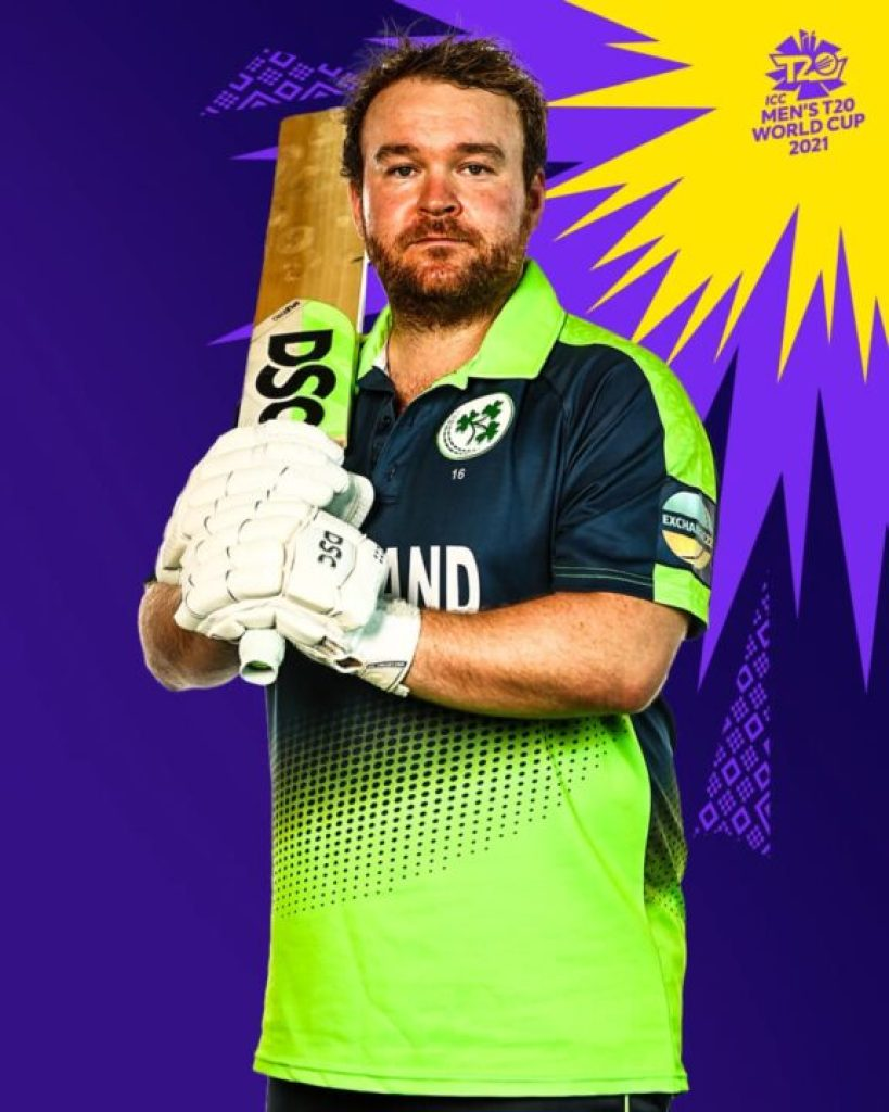 Ireland Kit/Jersey T20 World Cup 2021