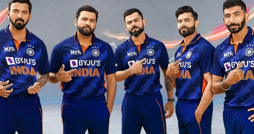 India Kit/Jersey for ICC T20 World Cup 2021