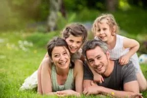 A happy Family free from Allergies - NAET Dubai