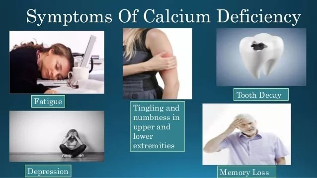 Calcium Deficiency
