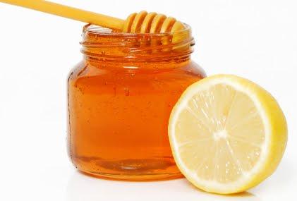 Lime juice-honey