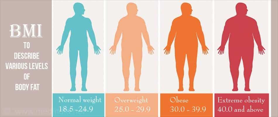 Diagnosis of Obesity-BMI