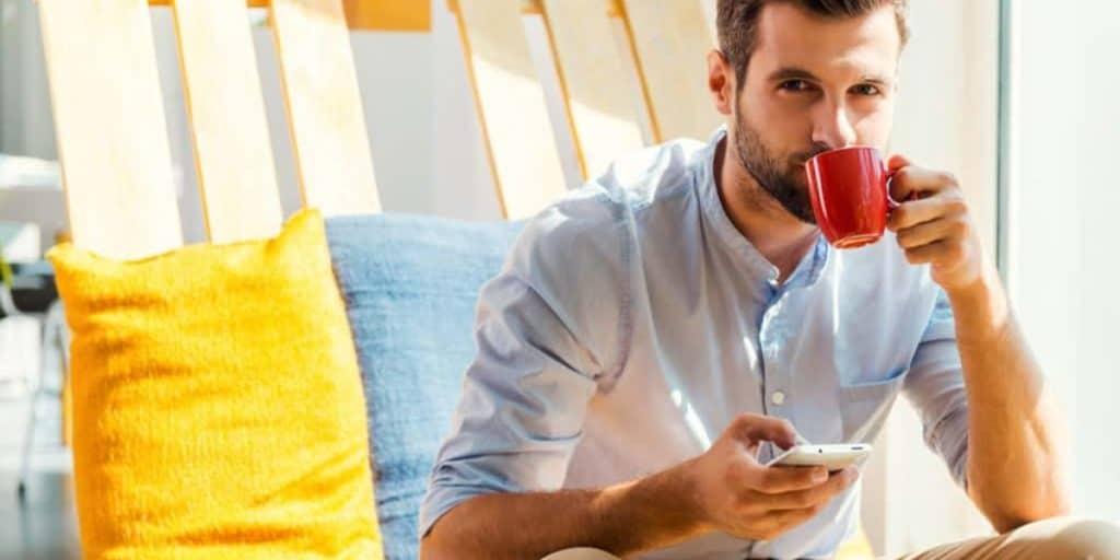 caffeine triggers migraine