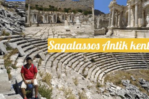 Sagalassos Antik Kenti Hikayesi