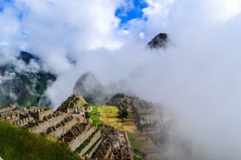 İnkaların Kayıp Şehri Machu Picchu