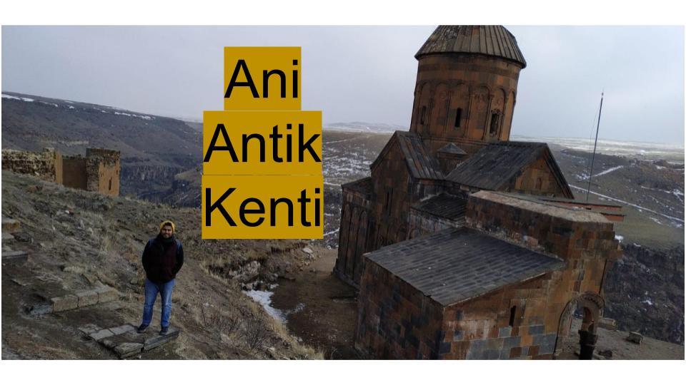 ani antik kenti