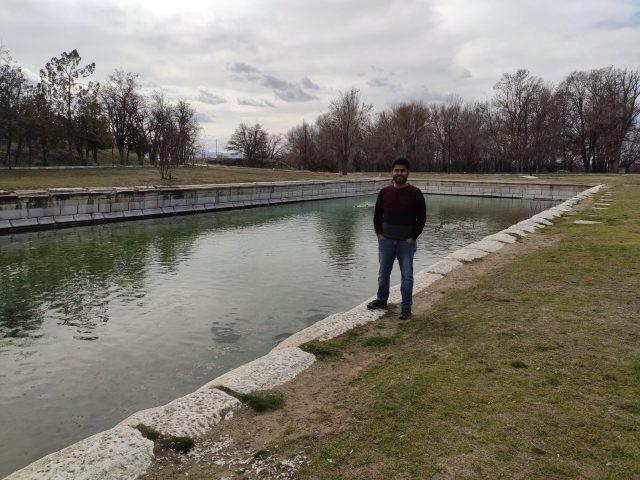 Niğde Gezilecek Yerler roma havuzu