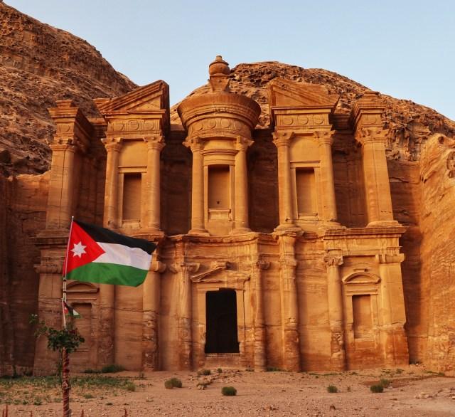 Petra Antik Kenti Ürdün ad-deir