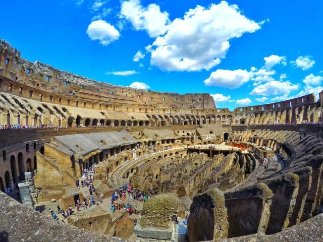 Kolezyum - İtalya