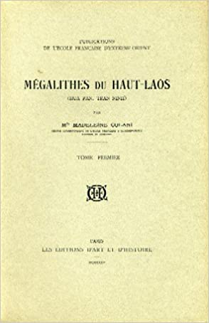 Madeleine Colani'ni hazırladığı Laos'un Gizemli Küpleri yayını