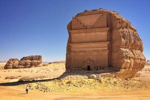 Lanetli Kent Mada'in Saleh (El Hicr Antik Kenti)