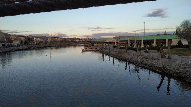 Nevşehir gezilecek yerler avanos kızılırmak köprüsü