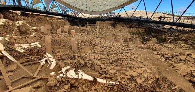 UNESCO Dünya Kültür Miras Listesi göbeklitepe