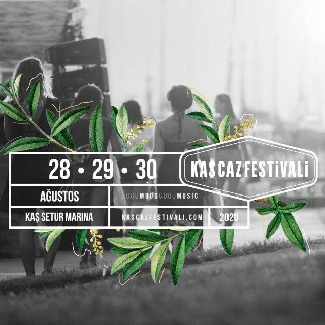 kaş caz festivali 2020