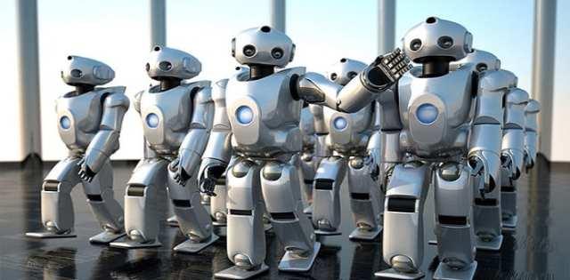 Eğlenceli Tarih Dersleri Netflix robotlar
