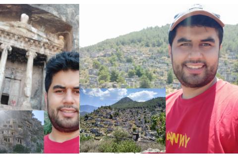 Fethiye Kayaköy Ölüdeniz Yürüyüşü