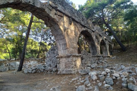 Phaselis Antik Kenti Antalya