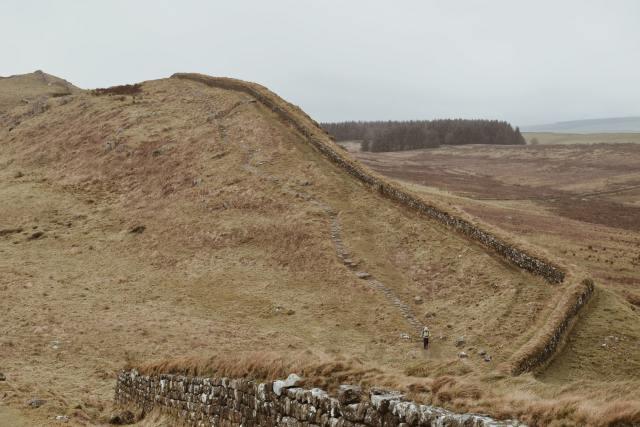 Hadrian Duvarı