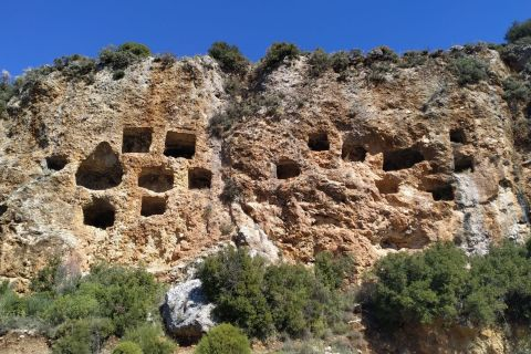 İslamlar Kaya Mezarları