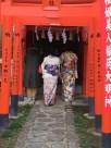 Hatsumode at Sofukuji Temple