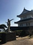 At Shimabara Castle